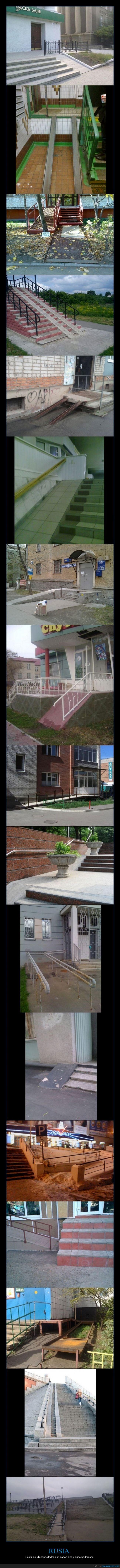 acceso,discapacitados,escaleras,gradas,ideas,ramplas,Rusia