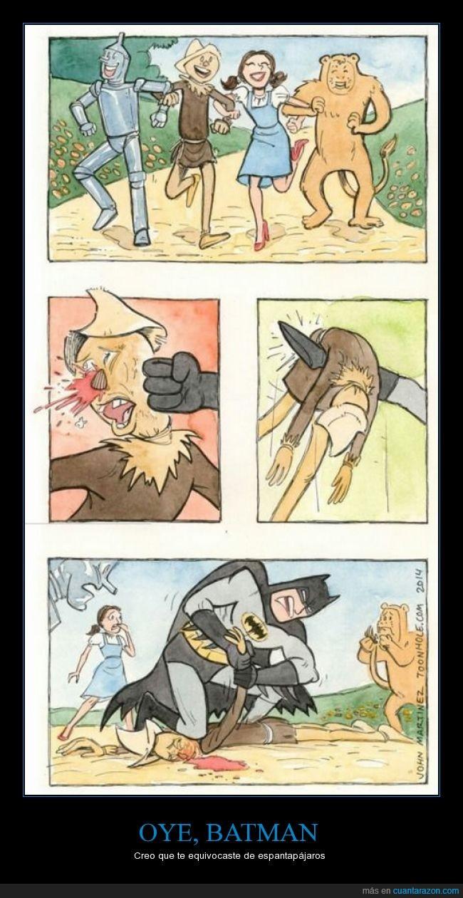 batman,mago de oz,personaje,scarecrow,villano
