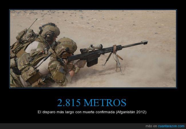 Afganistán Guerra,distancia,Francotirador,lejos,Mierda de mundo,sniper
