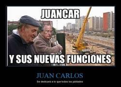 Enlace a Juancar no pierde el tiempo