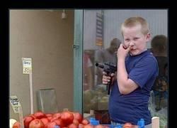 Enlace a Ven a robarme un tomate, valiente