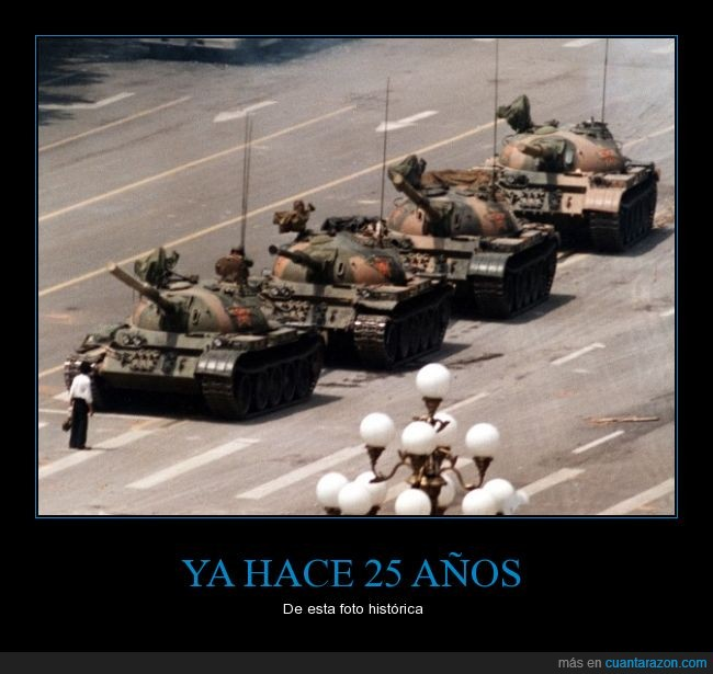 25 años,aniversario,china,de junio 1989,foto,historica,tiannamen