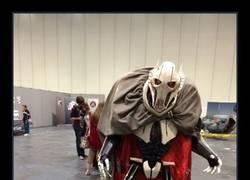 Enlace a Un cosplay insuperable del General Grievous