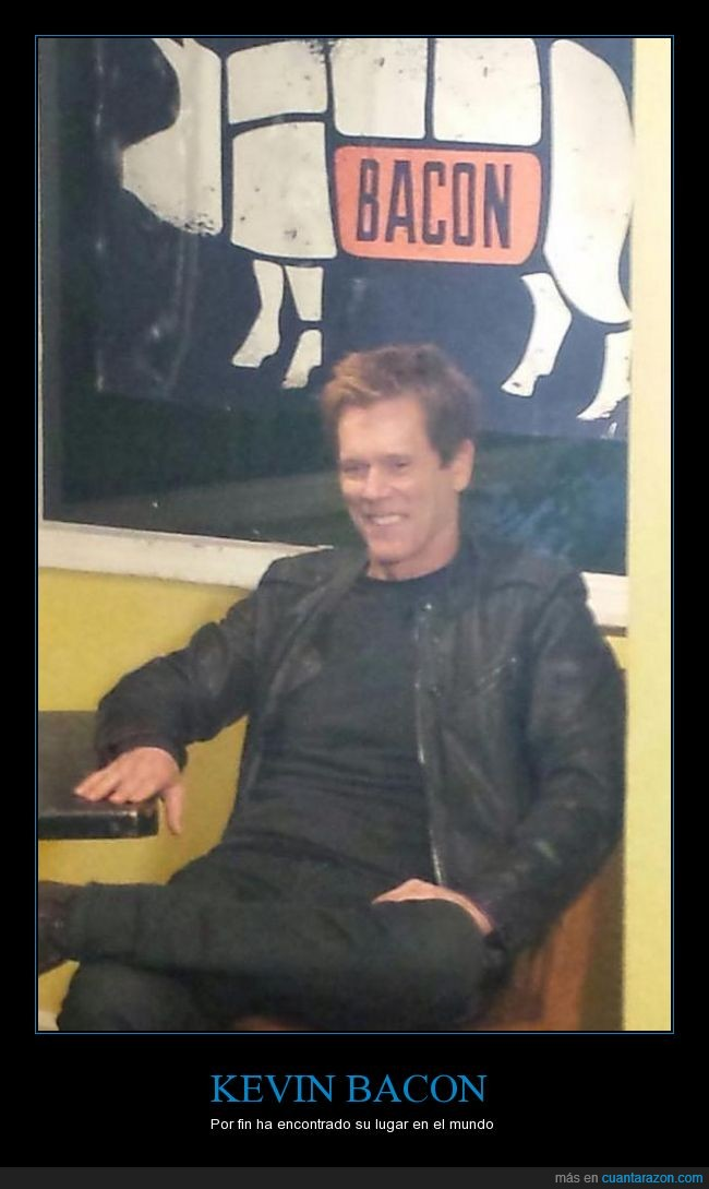 actor,cartel,especializado,kevin bacon,restaurante