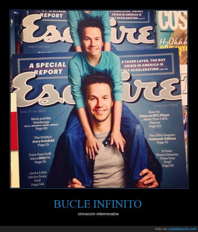 esquire,foto,ilusión,mark whalberg,óptica,revista