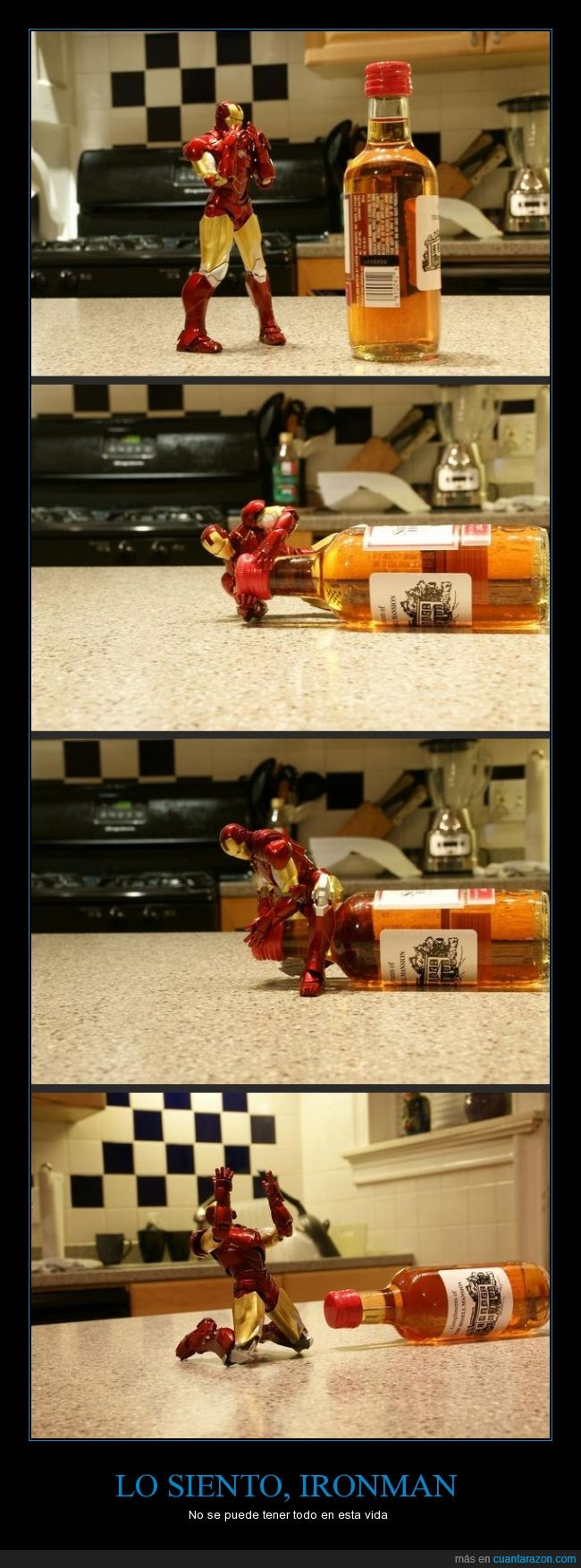 abrir,alcohol,botella,desesperacion,iron man,licor,poder,stark,tony,vino