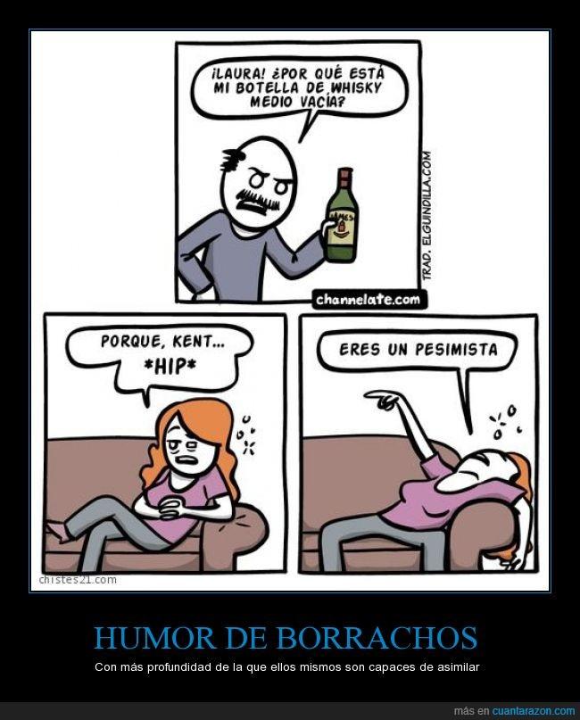 borracha,borracho,botella,llena,medio,mujer,pesimista,vacia,whisky