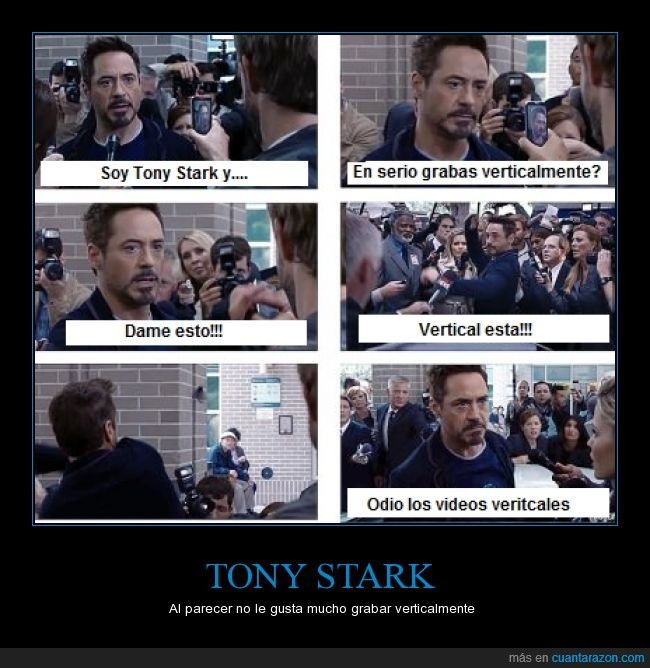 iron man,marvel,movil,tirar,tony stark,vertical,videos