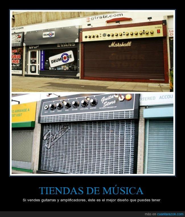 amplificadores,amplis,guitarras,londres,marshall,persiana,real,tiendas