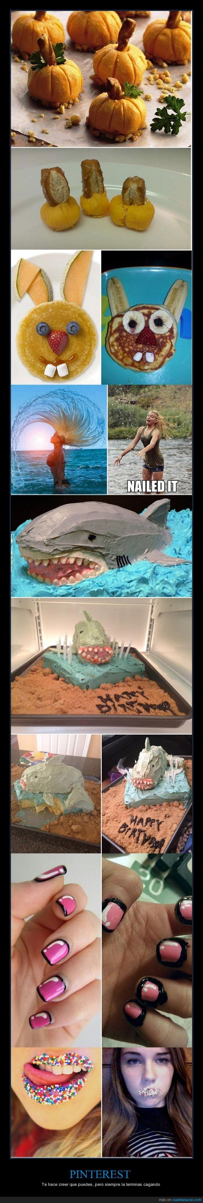 bolitas,calabaza,fail,intenter,pastel,pinterest,real,tarta,tiburon,triste,uñas