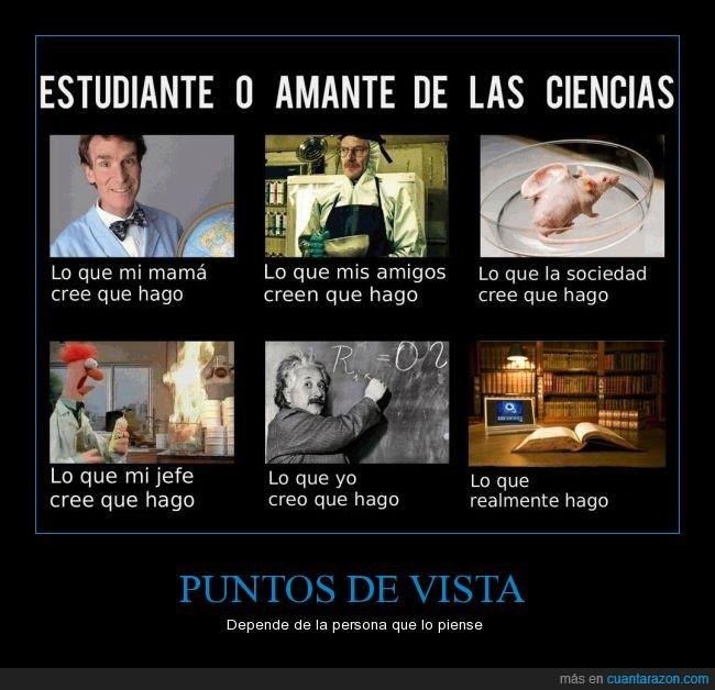 albert,amante,breaking bad,ciencias,estudiante,ojo cientifico