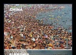 Enlace a Para que luego digan que los chinos son ordenados...