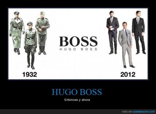 estilo,Hugo Boss,moda,nazi,ropa,trajes
