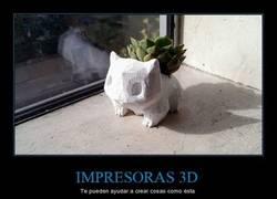 Enlace a ¡Necesito una impresora 3D para cosas como ésta!
