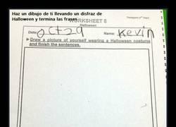 Enlace a Kevin, el niño más vago/ingenioso del colegio