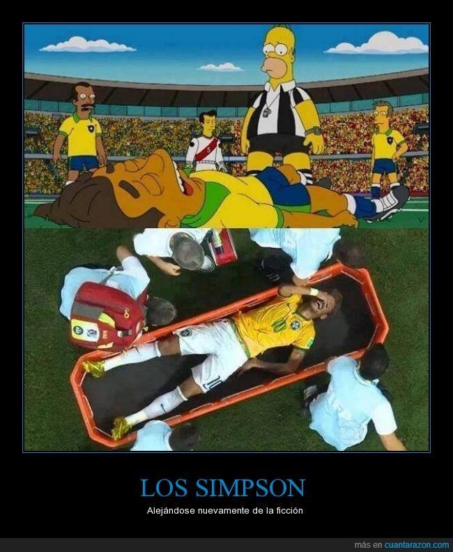 accidente,dolor,fractura de vertebra,lesion,mundial,Neymar,partido,predicción