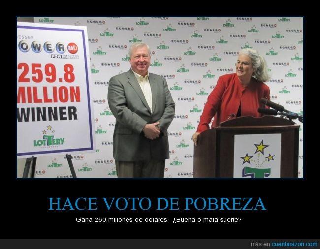 260 millones,caca,dólares,loteria,reddit,voto de pobreza