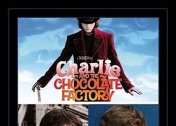 Enlace a ¿Y en la Fábrica de Chocolate original?