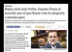 Enlace a Y cuando pensabas que no podías odiar más a Rajoy...