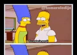 Enlace a Por ti, lo que sea, Marge