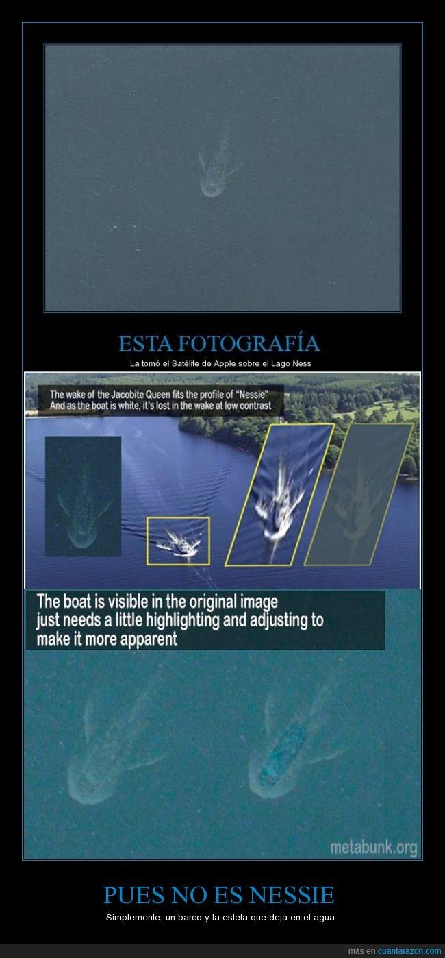 Barco,Lago Ness,Mito,Monstruo,Nessie