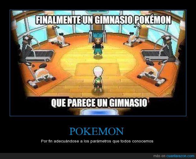 cinta,ejercicio,gimnasio,lider,pokemon,por fin