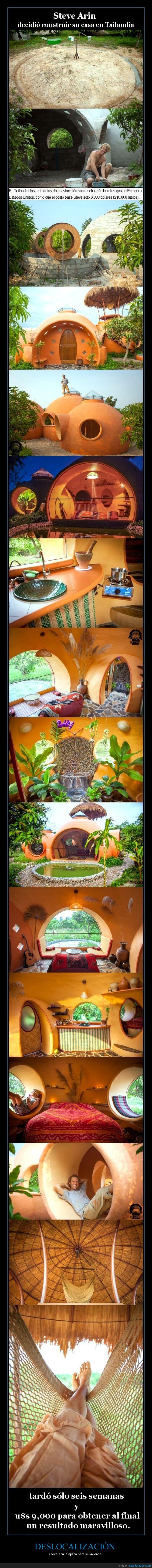 casa,construccion,deslocalización,dolares,pagar,precio,steve arin,tailandia,vivienda