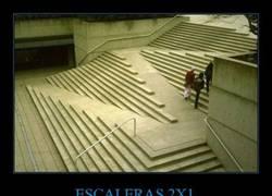 Enlace a Escaleras y rampas 2x1