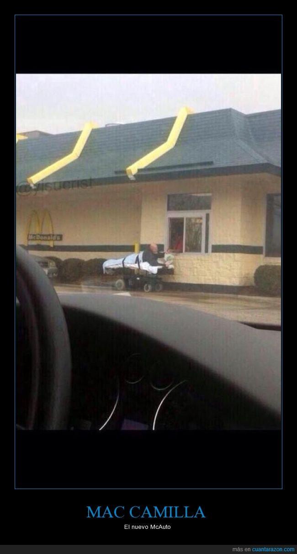 comida,enfermo,hamburguesa,McDonald's