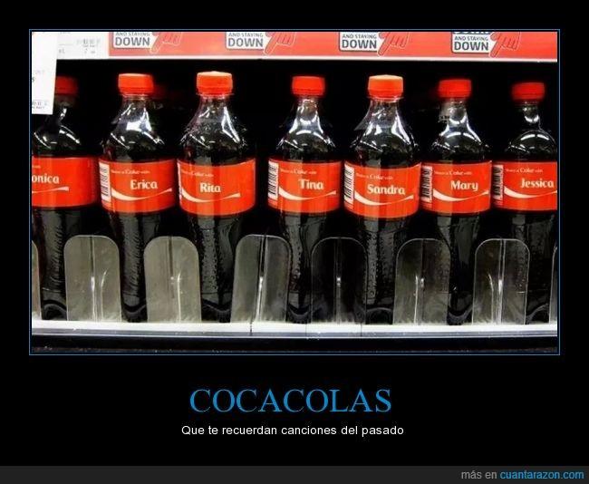canción,cocacolas,lv,m5,nombres