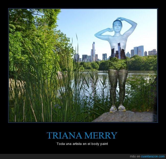 triana merry,viralscape