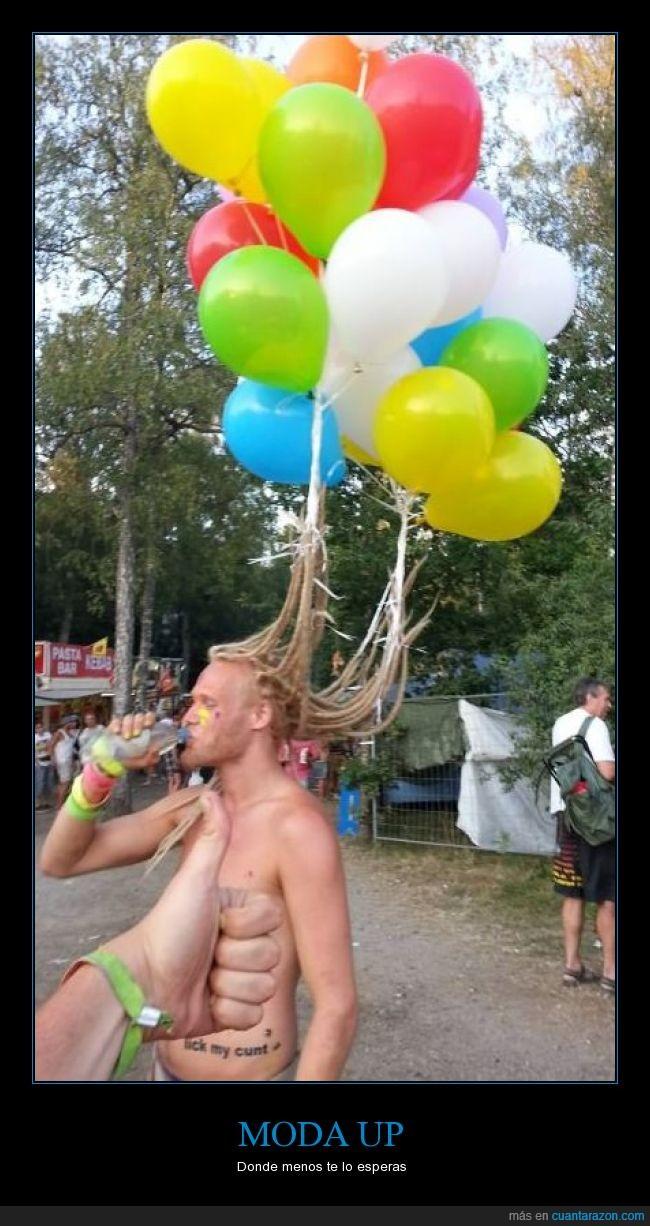 beber,globos,moda,película,pelo,up