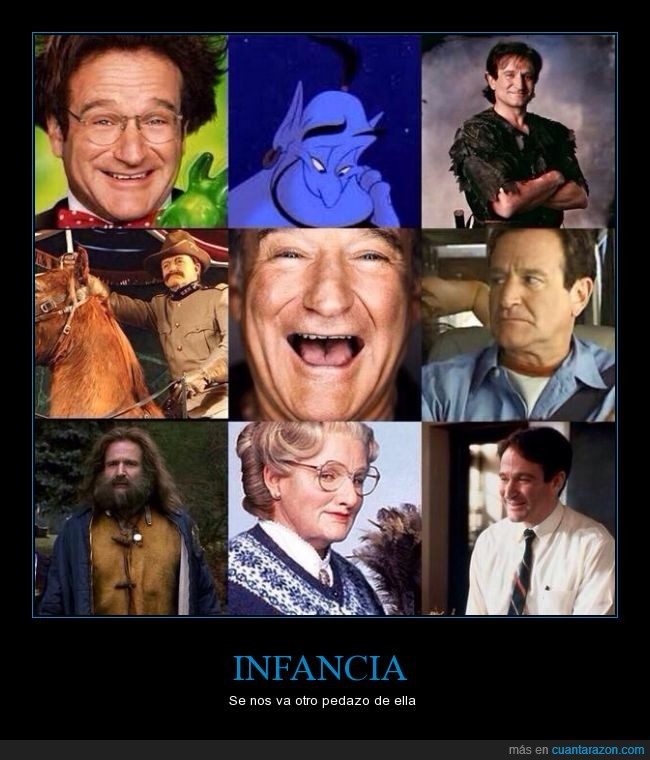 dep,flubber,jumanji,rip,Robin williams,williams