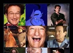 Enlace a Robin Williams nos deja. DEP