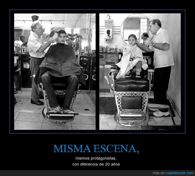 barbero,corte,estilista,foto,niño,peluquero