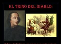 Enlace a ¿Cómo surgió El Trino del Diablo?