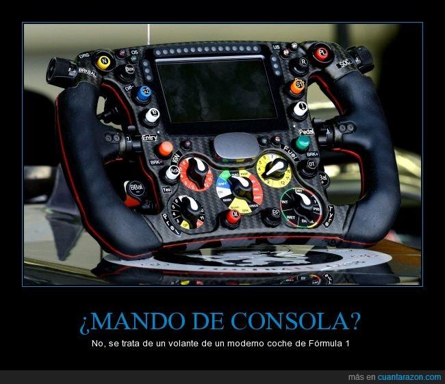 coche,consola,de,formula 1,mando,moderno,trata,volante