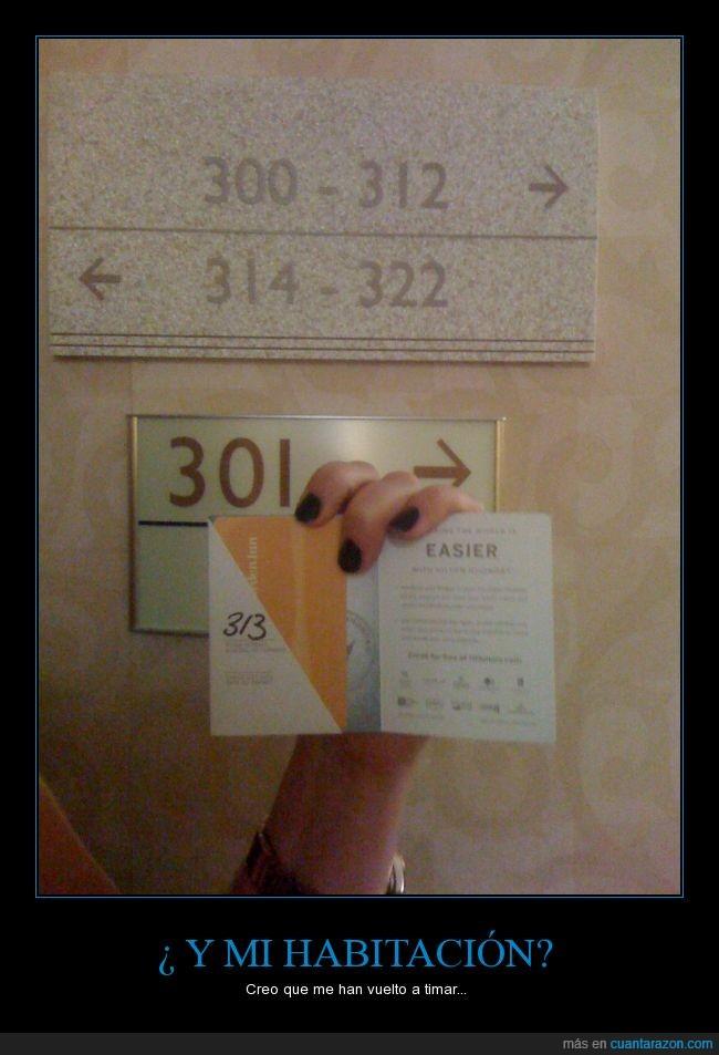 cábala,cuartos,habitaciones,hoteles,letreros,mala suerte,numeración,superstición