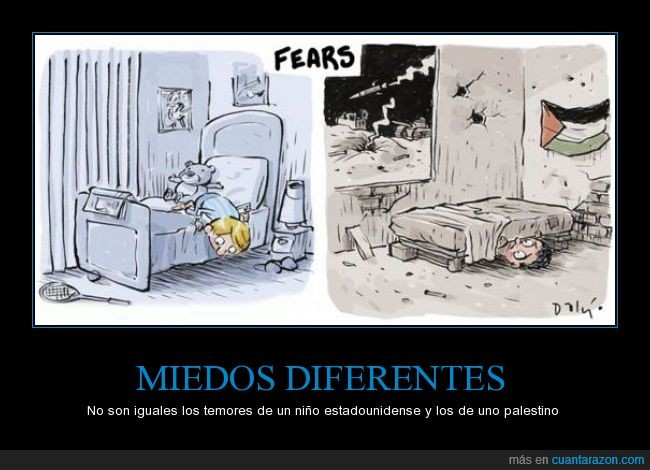 bombardeo,cama,cartoon,cómic,Dalcio Machado,diferente,miedos,monstruo,niños,protesta,vida