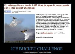 Enlace a ICE BUCKET CHALLENGE