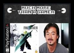 Enlace a Contiene spoiler de Final Fantasy VII
