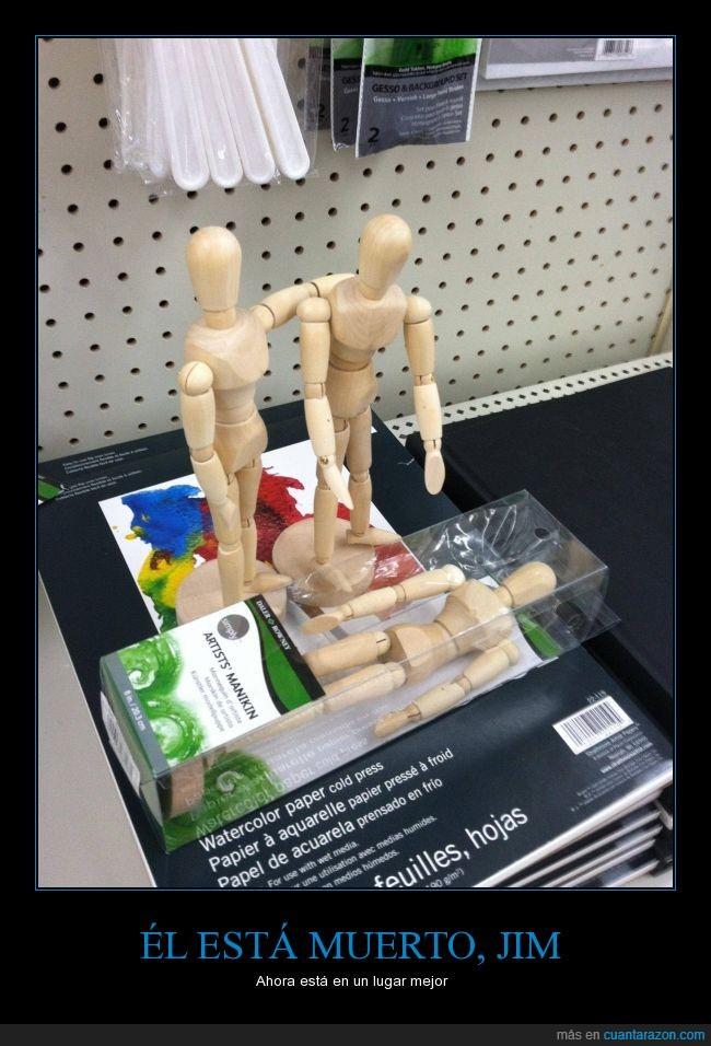 madera,maniquí,maniquies,morir,muerte,muerto