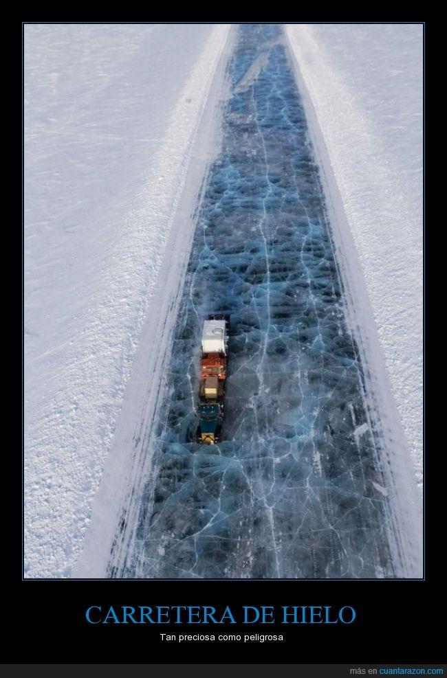 carretera,épica,frio,hielo,nieve,resbalar