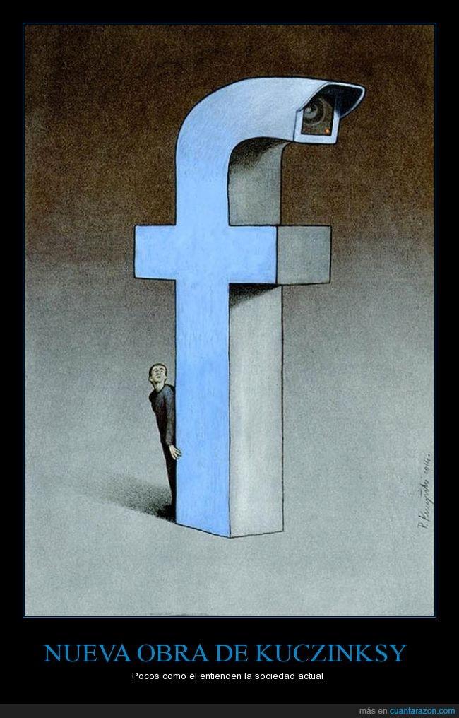 banksy,control,controlar,esconder,facebook,graffiti,gran hermano,medio,miedo,twitter,vigilancia