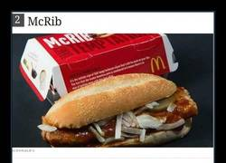 Enlace a MCRIB Y COSTIBURGER