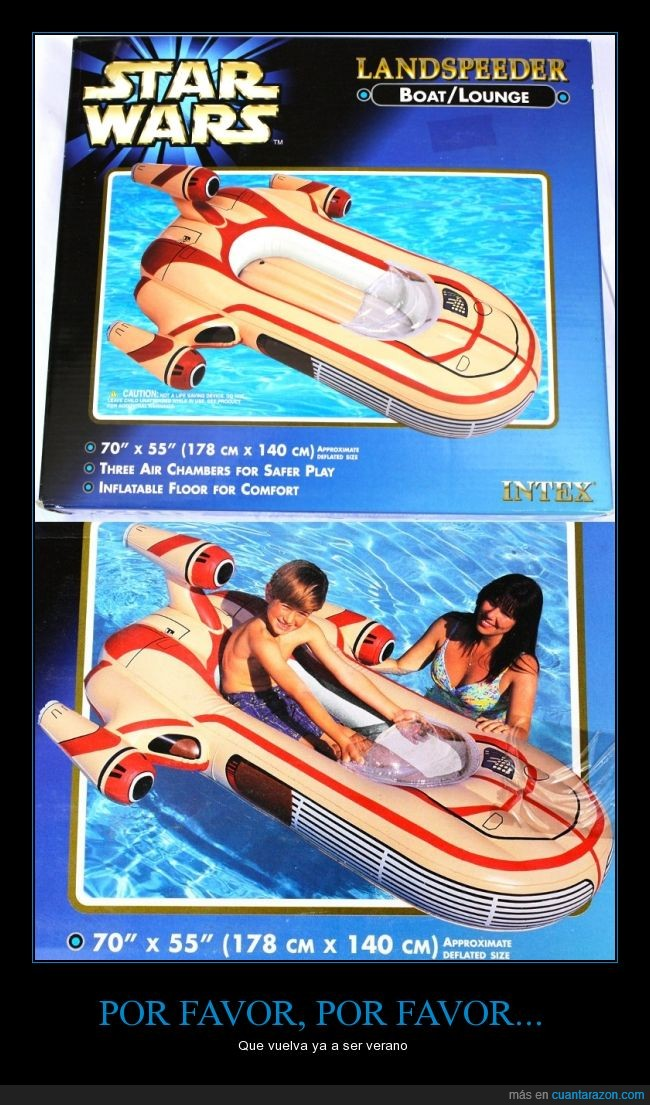 colchoneta,hinchable,inflable,jugar,nave,piscina,star wars,verano