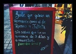 Enlace a ROMEO Y JULIETA