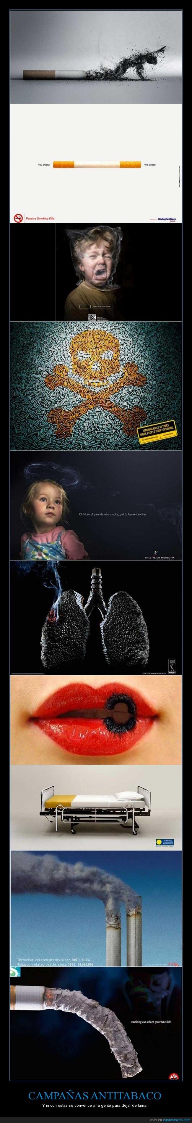 campañas publicitarias,cigarrillo,Cigarro,crear conciencia,fumar,publicidad,vicio