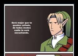 Enlace a OCARINA OF TIME