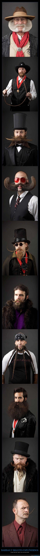 barba,bigotazo,bigote,competicion,concurso,hombre,macho,vello facial